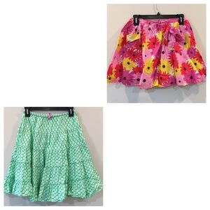 Bundle Boden Girls Skirts